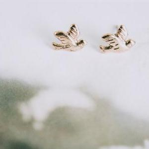 1960s vintage style bird earrings/d..