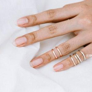 twinkle star line knuckle ring,knuc..