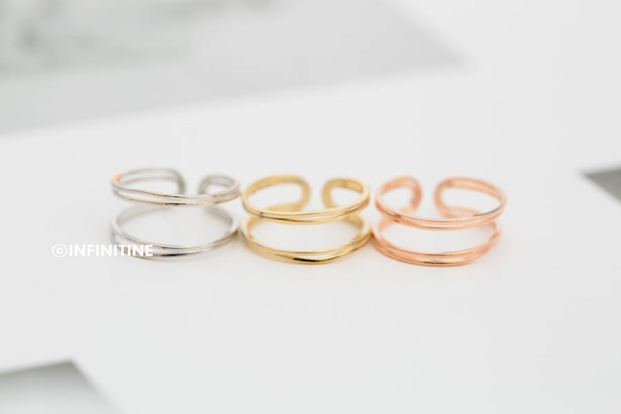 line x line adjustable knuckle ring,adjustable ring,stretch ring,bridesmaid gift,bradesmaid ring,bridal ring,bridal gift,wedding jewelry,RN2442