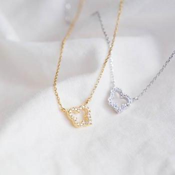 cz butterfly line necklace,anniversary necklace,bridesmaid necklace,wedding necklace,wedding gift,engagement necklace,bridal necklaces,N125K